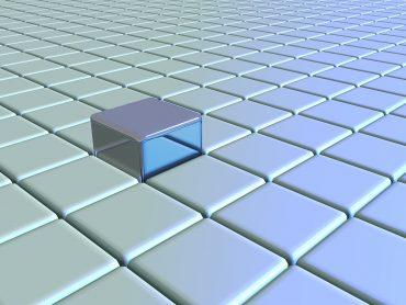 Uit welke logische componenten bestaat een blockchain?