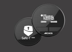 De Archos Safe-T mini hardware wallet.