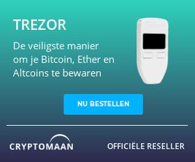 Trezor crypto wallet