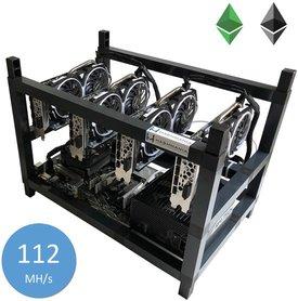 Superhash E6 – 170 MH/s , Ethereum mining hardware.