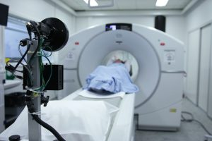 MRI-scanner, medische data.
