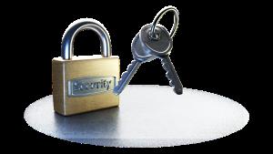 Versleuteling, slot, eToro wallet