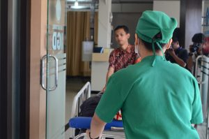 Ziekenhuis, Spoedeisende Hulp.