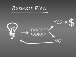 Business plan, startup, DAICO
