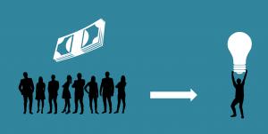 Investeren in blockchaintechnologie, ICO, idee, financiering