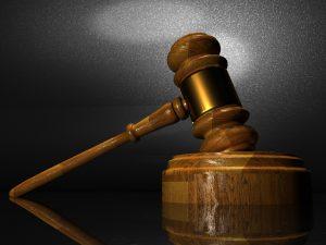 Rechtershamer, rechtbank, wetten