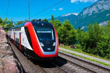 Blockchain en SBB: veiligheid aan het zwitserse spoorwegennet