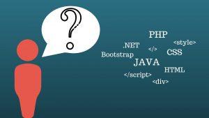 Programmeur, programmeertalen, training Programmeren voor Juristen