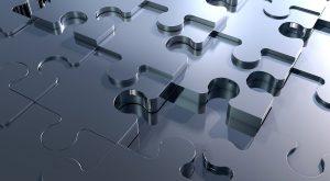 Puzzel, puzzelstukjes
