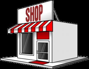 Shop, retail