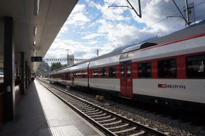Zwitserse trein, Switzerland Federal Railways, SBB