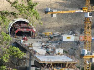 Tunnelbouw