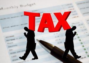 Tax, belasting