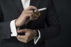 Man in pak, Bitcoin