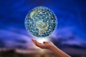 Aarde, blockchainnetwerk