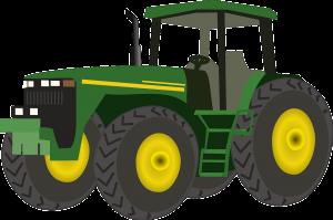 Tractor, landbouw, agrarische sector