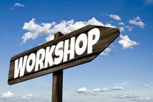 Workshop, richting, pijl