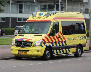 Ambulance, ziekenauto