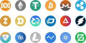 Cryptocurrency's, virtuele valuta