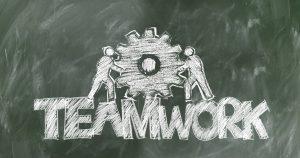 Teamwork, startups