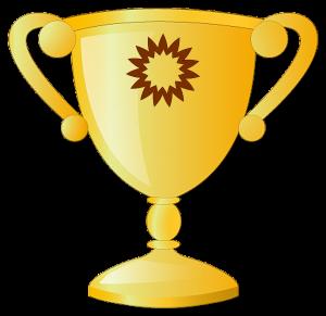 Beker, trofee, prijs