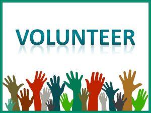 Volunteer, vrijwilligers, vrijwilligerswerk