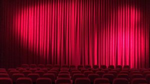Theater, zitplaatsen