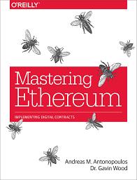 Mastering Ethereum boekomslag. Deze afbeelding linkt naar bol.com waar het boek kan worden aangeschaft