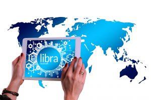 Libra, wereldkaart