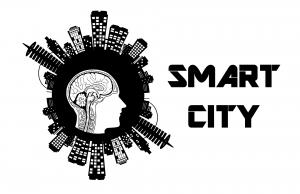De afbeelding linkt naar de YouTube video: Transforming cities with technology | The Economist. De video gaat over de opkomst van de smart city.